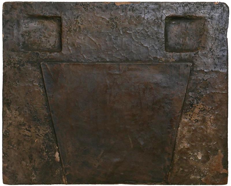 Bez tytułu, technika własna, 26.5 x 31 cm, 1 poł. lat 60., niesygn. (źródło: materiały prasowe)