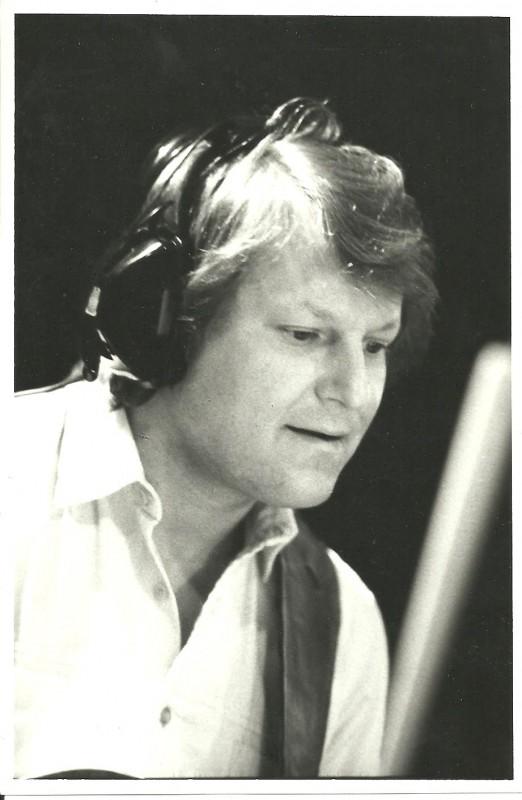 Wieslaw Wilczkiewicz, studio nagraniowe (źródło: materiały prasowe)