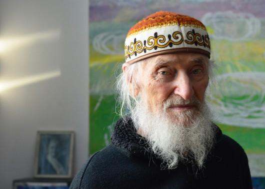 Alfons Kułakowski, fot. Paulina Czajor (źródło: materiały prasowe organizatora)