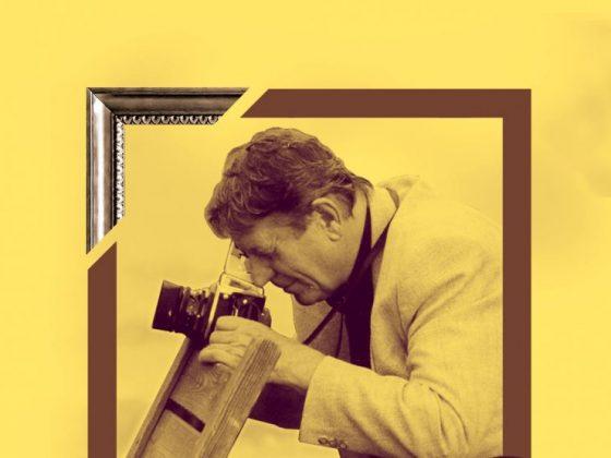 """Z cyklu """"Portrety"""": Jerzy Riegel – człowiek z aparatem (źródło: materiały prasowe organizatora)"""