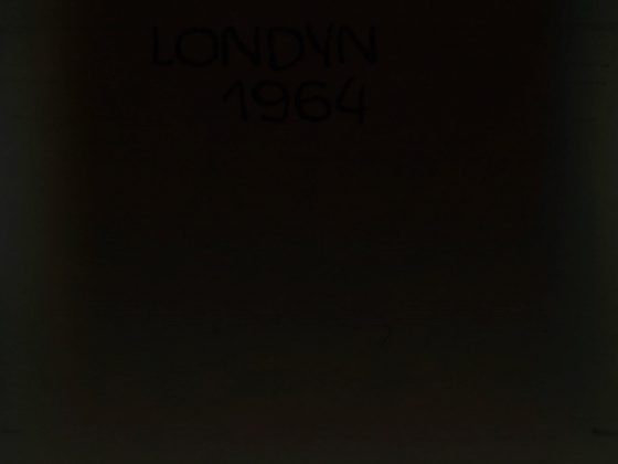 Zbigniew Szczypka, Kościół St Mary Woolnoth, Londyn 1964 (źródło: materiały prasowe organizatora)