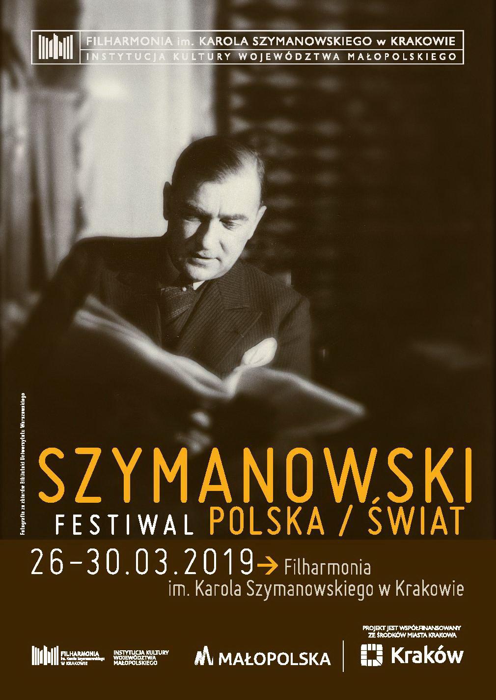 Festiwal SZYMANOWSKI / POLSKA / ŚWIAT (źródło: materiały prasowe)