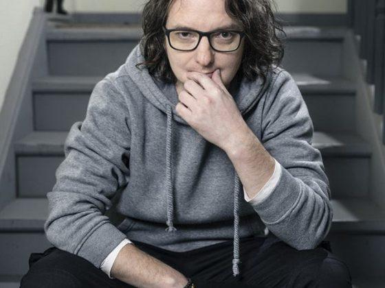 Filip Zawada, fot. Michał J. Gadek (źródło: materiały prasowe)