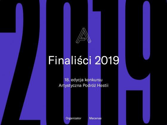 Artystyczna Podróż Hestii 2019