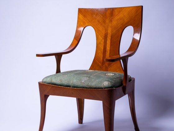 Krzesło autorstwa Jana Bogusławskiego (źródło: materiały prasowe)