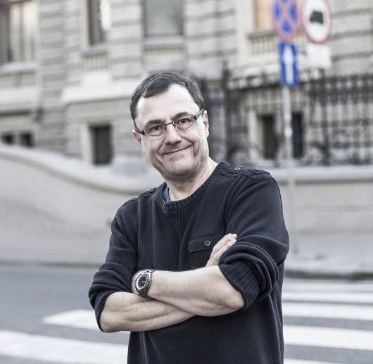 Marek Czuku (źródło: materiały prasowe)