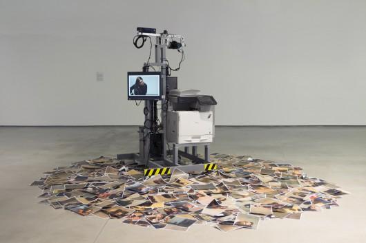 Photo Robotoid, Przemysław Jasielski (źródło: materiały prasowe)