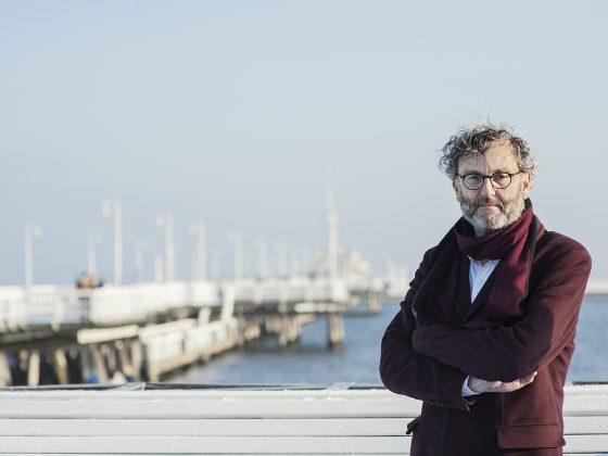Rainer Kern, fot. Bogna Kociumbas (źródło: materiały prasowe)
