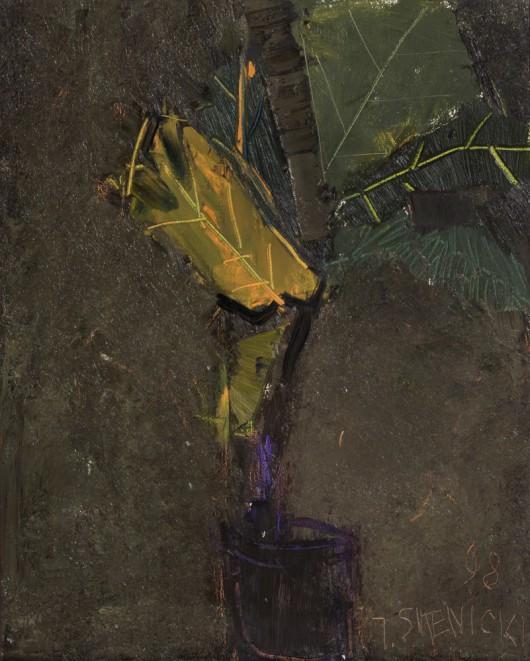 Jacek Sienicki, Fikus, 1998 (źródło: materiały prasowe)