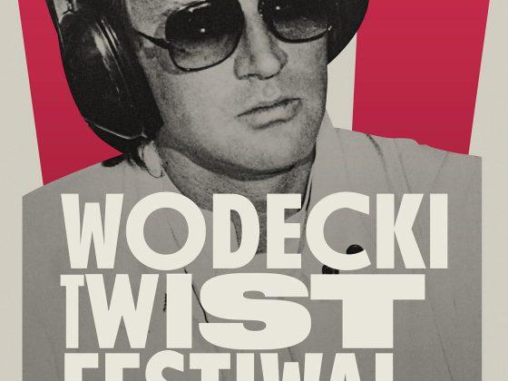 Plakat wydarzenia 2. Wodecki Twist Festiwal (źródło: materiały prasowe)