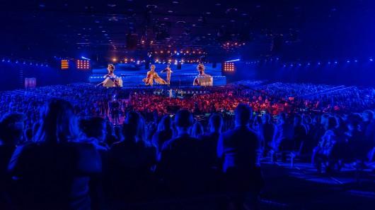 Festiwal Fryderyk 2019, Gala Muzyki Rozrywkowej i Jazzu, Agencja LIVE, fot. Radoslaw Kazmierczak (źródło: materiały prasowe)