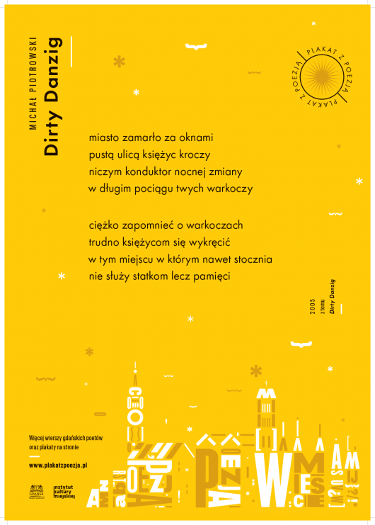 """""""Plakat z Poezją"""" (źródło: materiały prasowe)"""