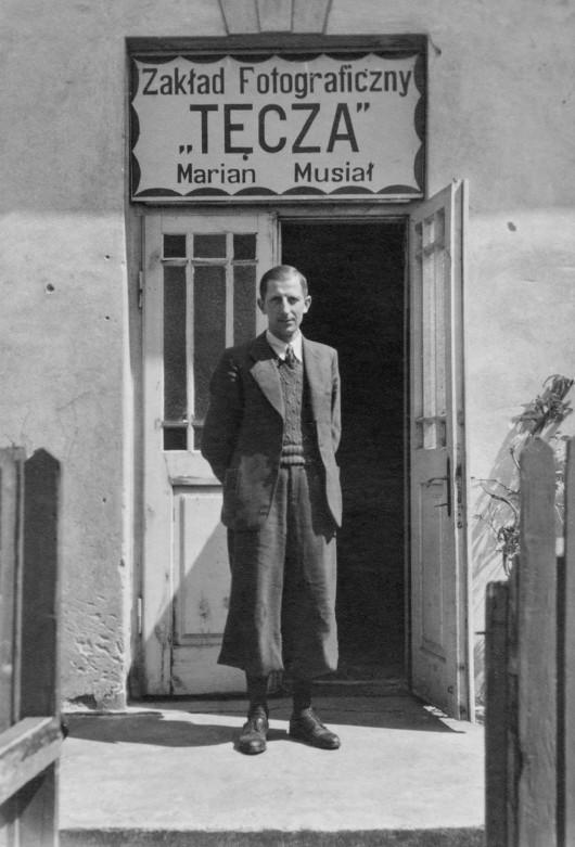 Wystawa w Muzeum Historii Kielc: Marian Musiał. Fotografie (źródło: materiały prasowe)