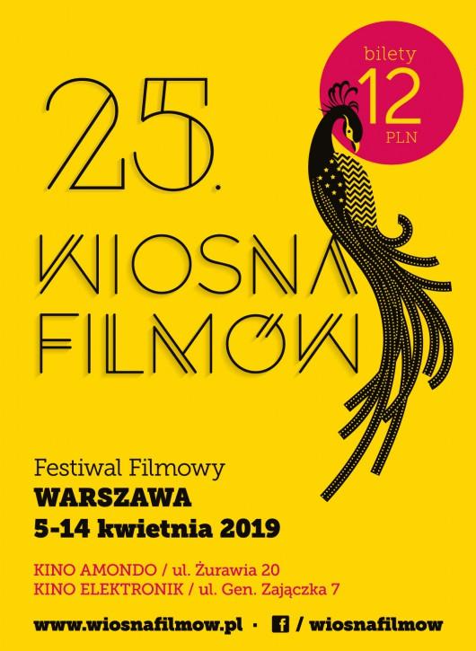 25. edycja Festiwalu Filmowego Wiosna Filmów (źródło: materiały prasowe)