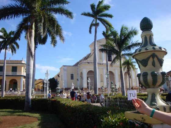 Romuald Kutera, Tu/Here, Trynidad, Kuba (źródło: materiały prasowe)
