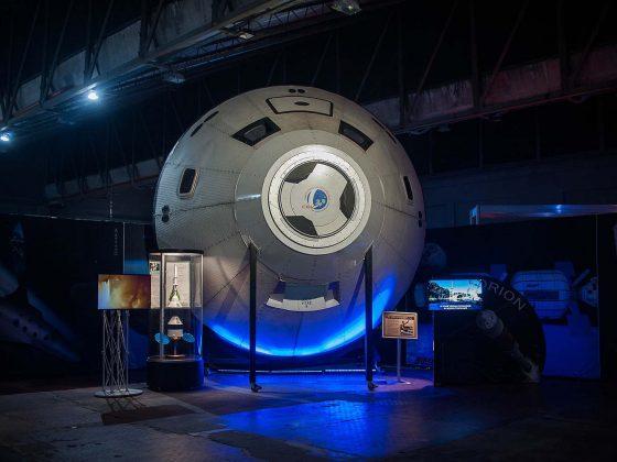 Wystawa Space Adventure (źródło: materiały prasowe)