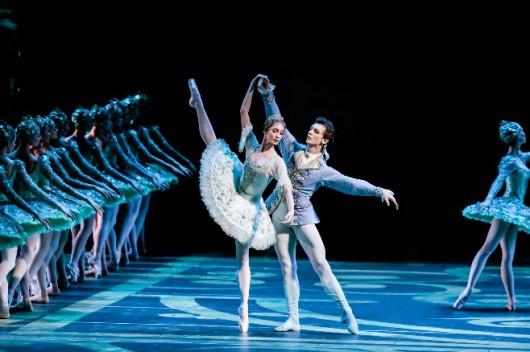 """""""Śpiąca królewna"""", encyklopedia baletu klasycznego, powraca w retransmisji z Teatru Bolszoj do kin  (źródło: materiały prasowe)"""
