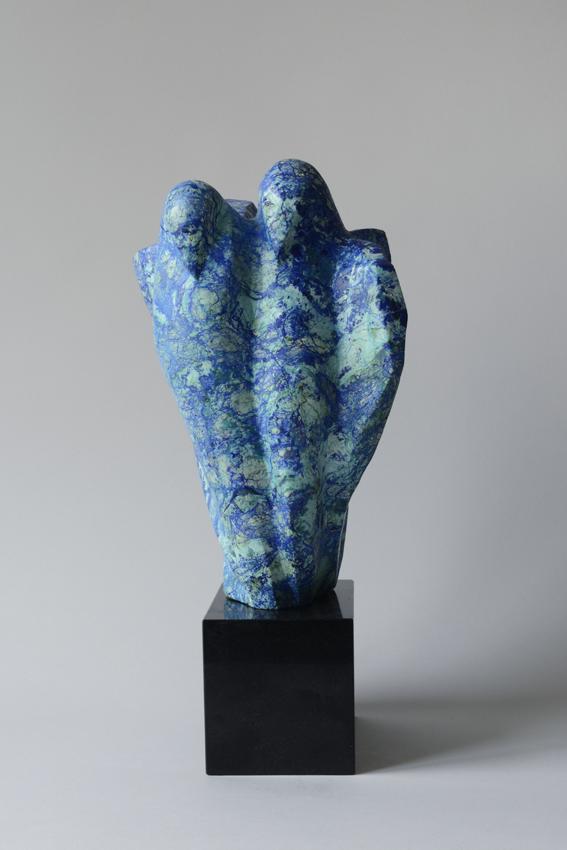 W obliczu kamienia – wystawa rzeźby Beaty Czapskiej w PAN Muzeum Ziemi w Warszawie