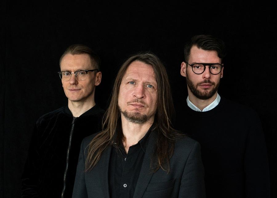 Łukasz Ronduda, Roman Stańczak, Łukasz Mojsak, 2019, fot. Weronika Wysocka (źródło: materiały prasowe)
