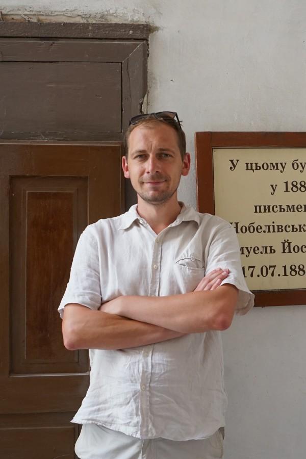Dawid Szkoła (źródło: materiały prasowe)
