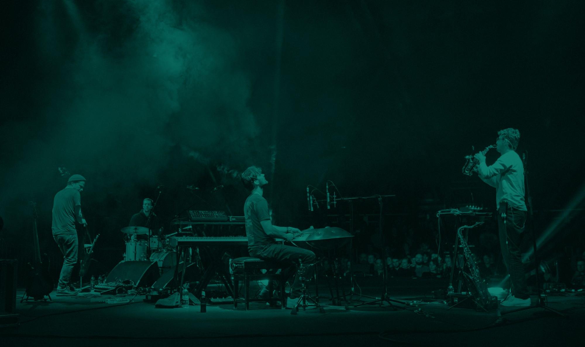 Portico Quartet, 11. Lublin Jazz Festiwal (źródło: materiały prasowe)