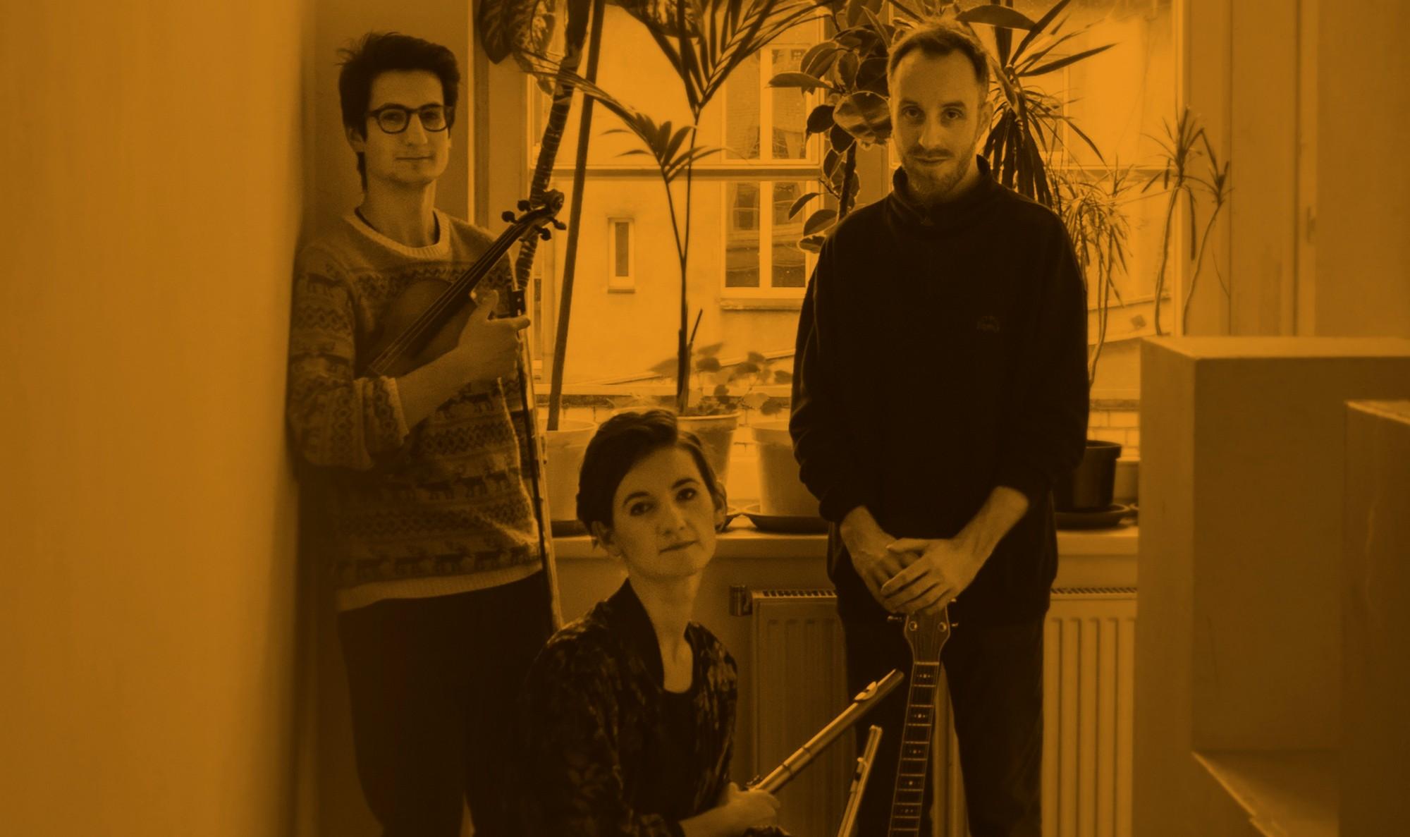 Trio-io, 11. Lublin Jazz Festiwal (źródło: materiały prasowe)