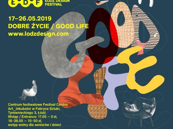13. edycja Łódź Design Festival (źródło: materiały prasowe)