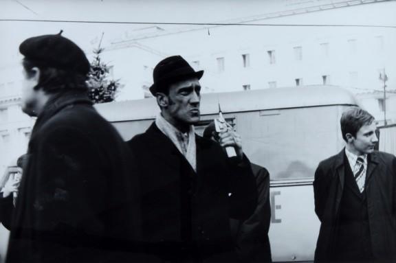 Ion Grigorescu - Spotkania wyborcze, 1974