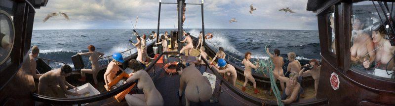 Rybaczki z Darłowa