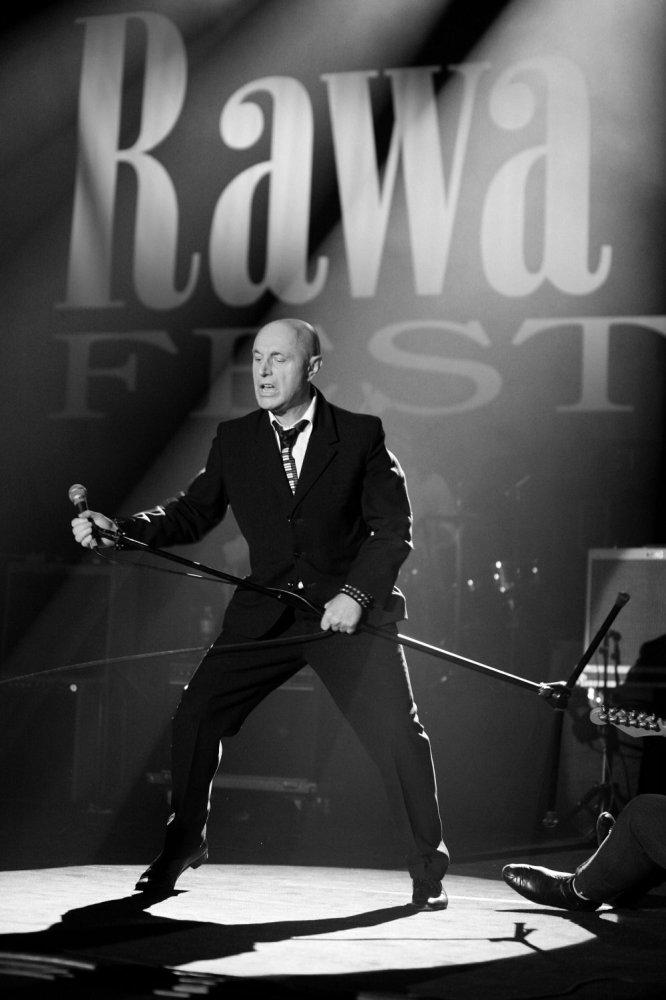 28. Rawa Blues Festival, Shakin'Dudi, fot. Łukasz Rak