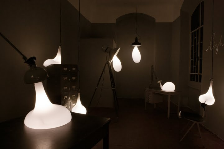 Upstream Design Tales, Pieke Bergmans, Light Bulbs, special edition