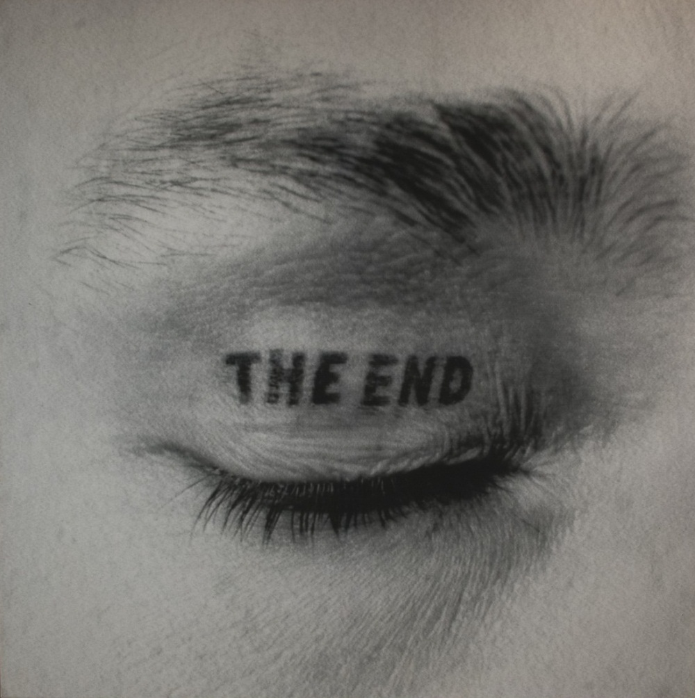 "Timm Ulrichs, ""The End"", 1970/16.05.1981"