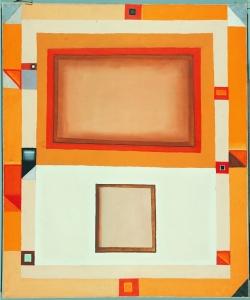 "Jerzy Nowosielski, ""Abstrakcja"" / ""Abstraction"", 1969"