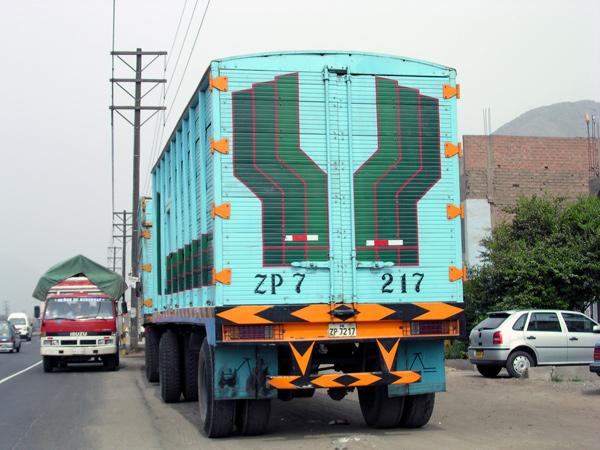 Armando Andrade Tudela - Camión, 2003