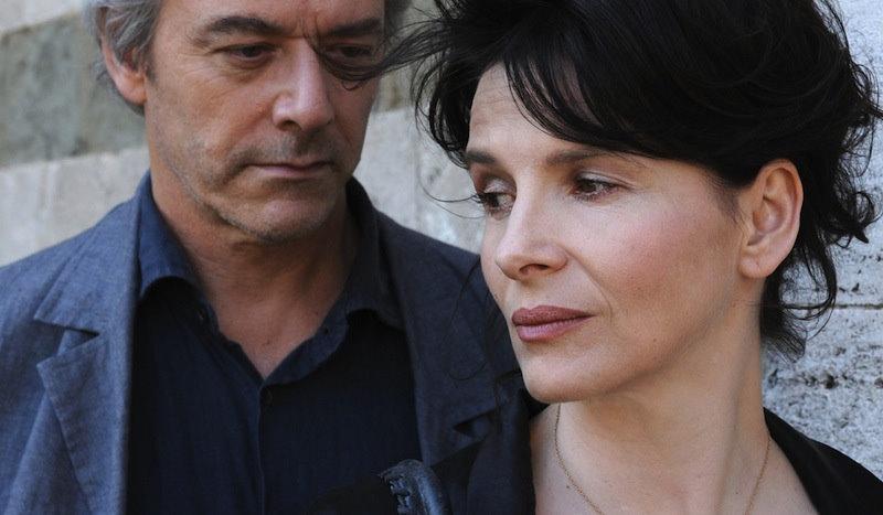 """""""Copie conforme"""", reż. Abbas Kiarostami"""