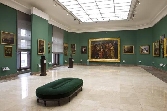 Muzeum Narodowe w Krakowie – Galeria Sztuki Polskiej XIX wieku w Sukiennicach