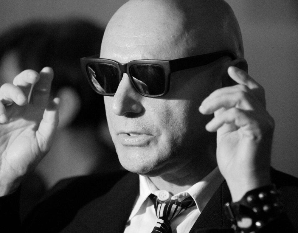 Rawa Blues Festival, Irek Dudek jako Shakin Dudi, fot. Łukasz Rak