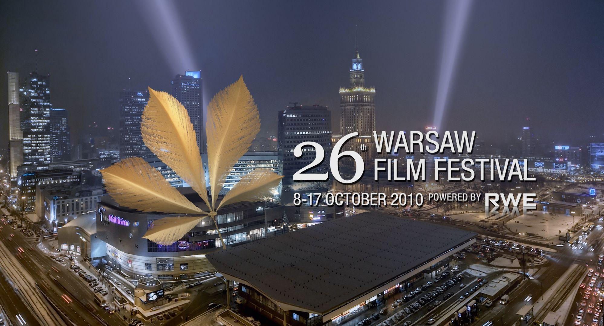 Warszawski Festiwal Filmowy 2010 - plakat