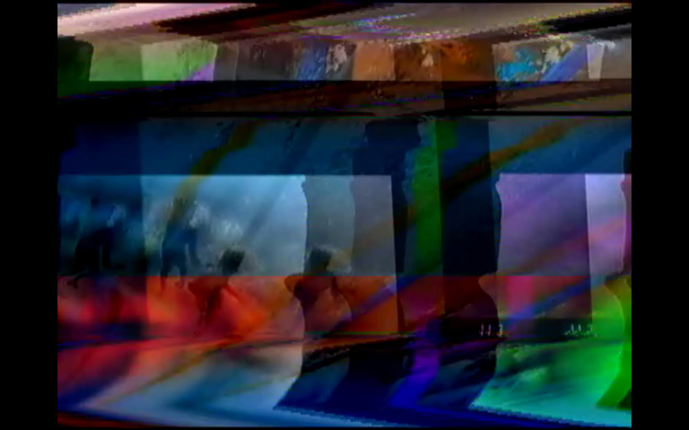 Eastern Fie Swim Maart 2008 Video still