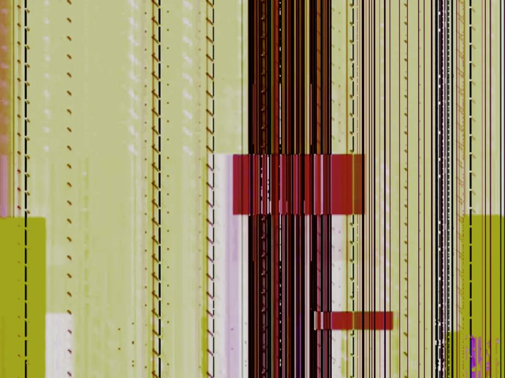 Performative Fail November 2008 Video still