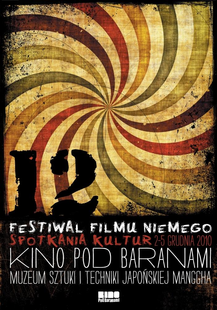 12. Festiwal Kina Niemego, plakat