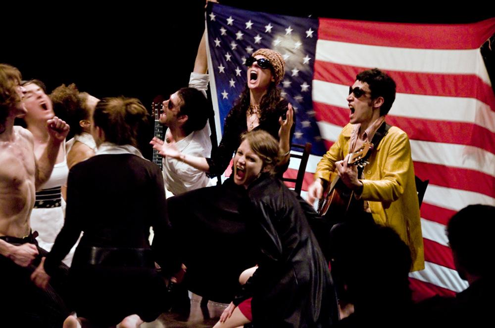 I am America, fot. FOTOCARASCIÒ
