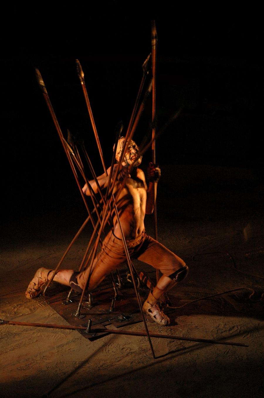 La Licorne - Spartacus - fot. Sylvain Liagre