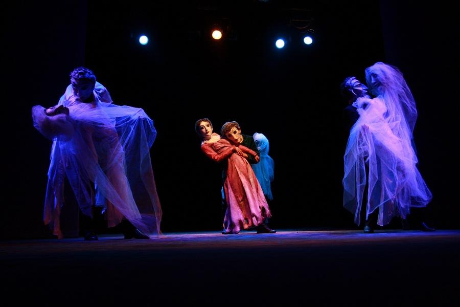 Teatr Groteska - Hommage à Chagall - fot. Ł. Malinowski