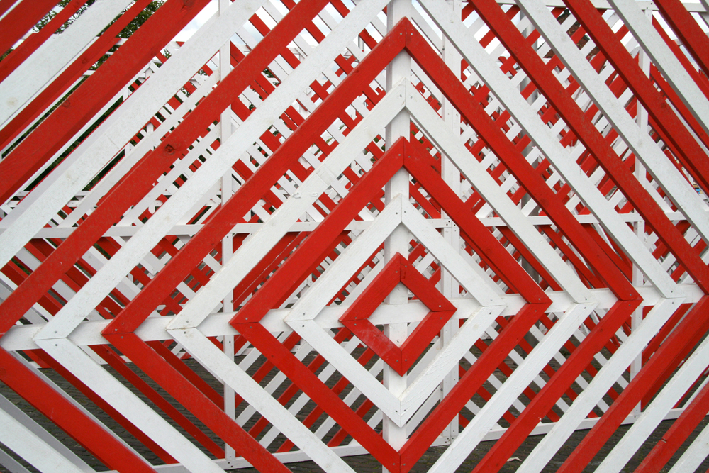 Recon Screen 2008-2010 by Eric Von Robertson