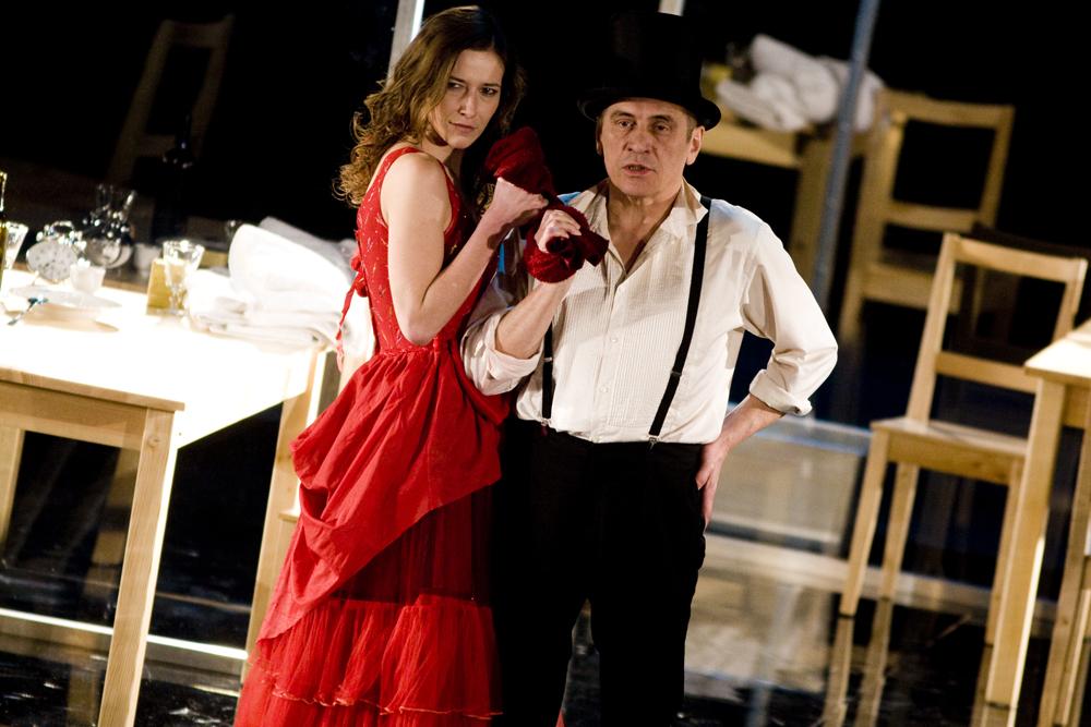 Boska Komedia 2010, Małgorzata Klara i Grzegorz Młudzik