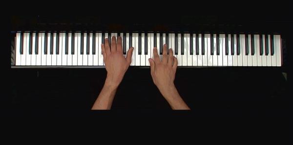 Robert Cahen, Chopinpiano, materiały Centrum Sztuki WRO