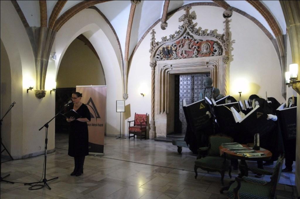 Wrocławskie Promocje Dobrych Książek 2009, Ratusz
