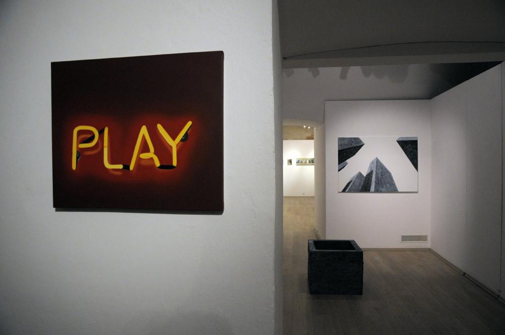 Wystawa Artefakty-10, Sławomir Toman, Tomek Mistak