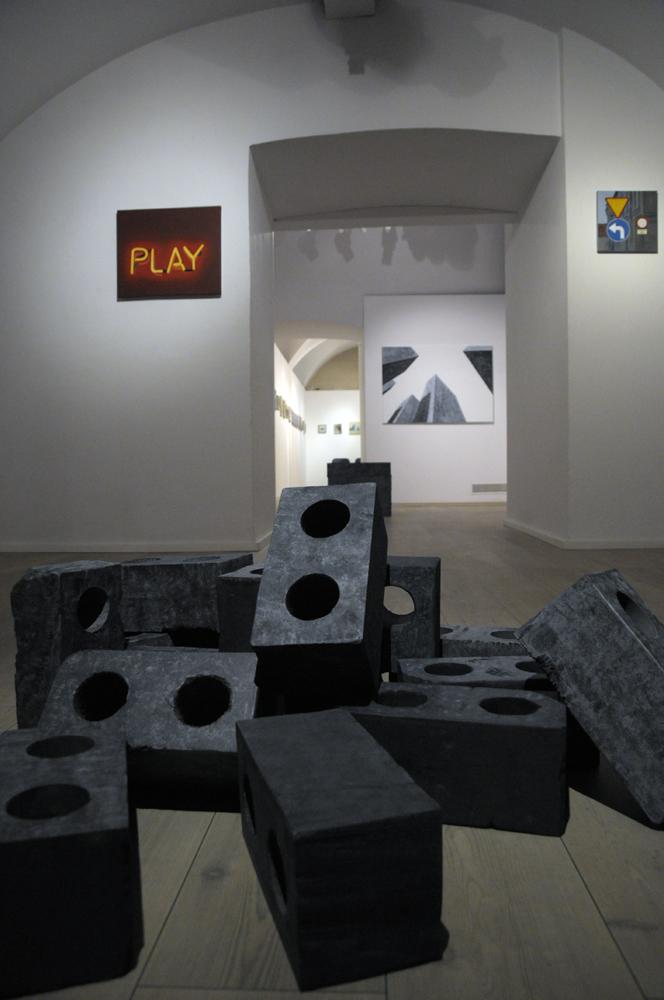 Wystawa Artefakty-10, Tomek Mistak
